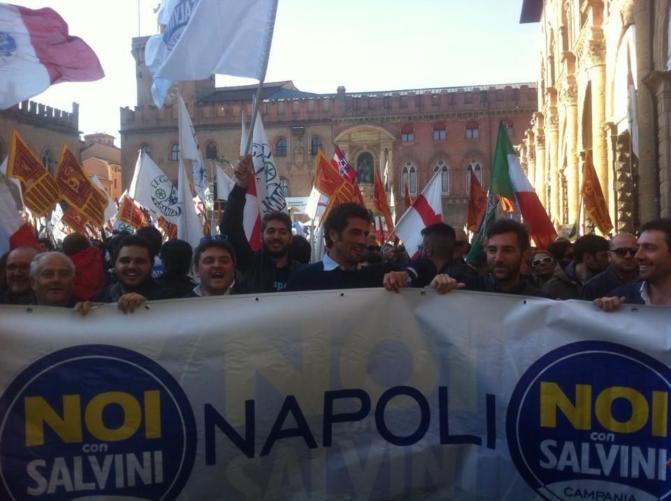 Salvini con Partenope